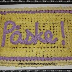 Påske Tones kaker og andre søte saker