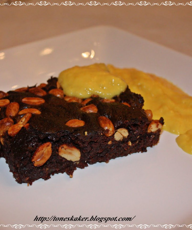 Brownies Tones kaker og andre søte saker