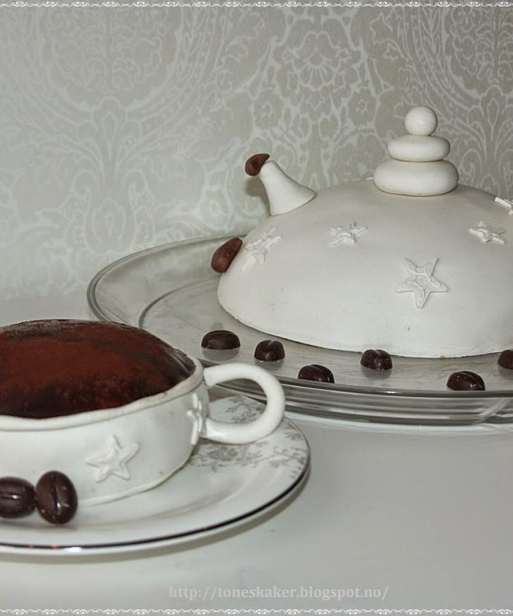 Kaffekake Tones kaker og andre søte saker