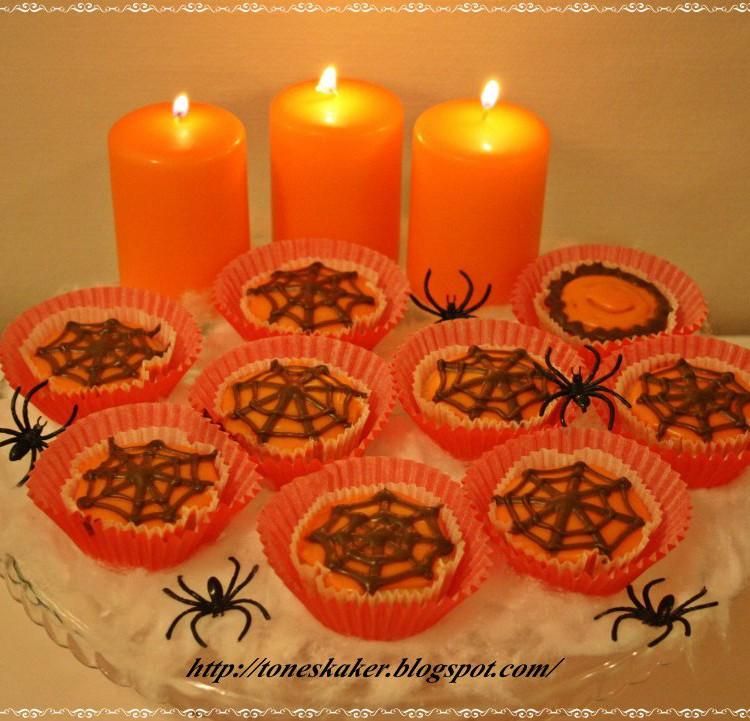 Halloween Tones kaker og andre søte saker