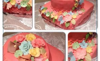 Allergivennlig dåpskake Tones kaker og andre søte saker