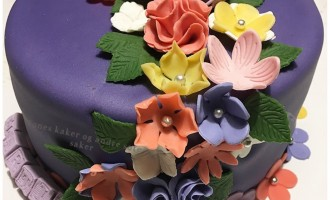 Navnefest Tones kaker og andre søte saker