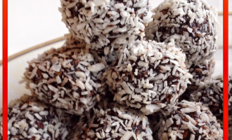 Sjokoladekuler Tones kaker og andre søte saker