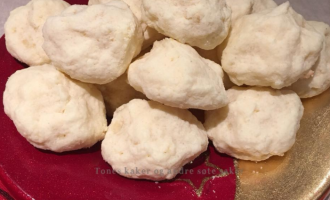 Julebakst Potetmelstopper Tones kaker og andre søte saker