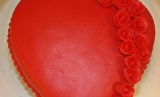 Valentinesday Tones kaker og andre søte saker