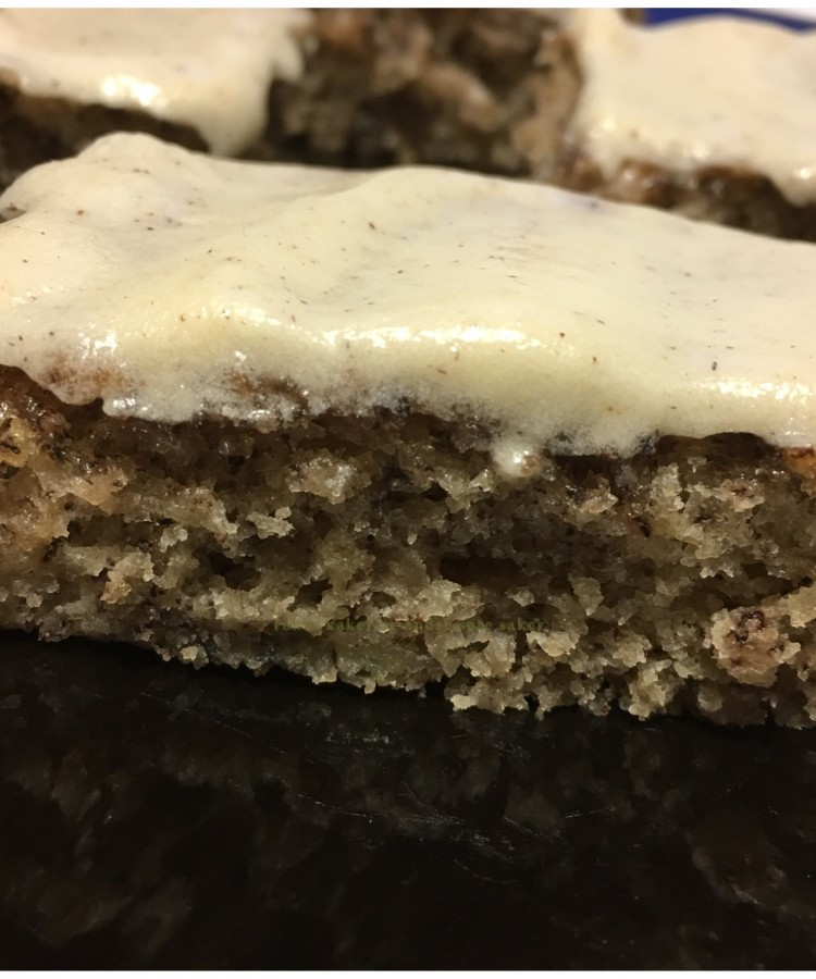 Banankake Tones kaker og andre søte saker
