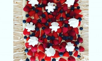 Pavlova 17.mai Tones kaker og andre søte saker