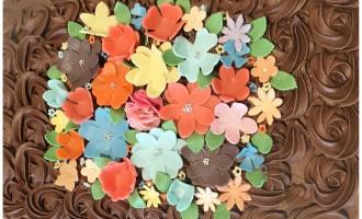 Avslutningsfest sjokoladekake Tones kaker og andres søte saker